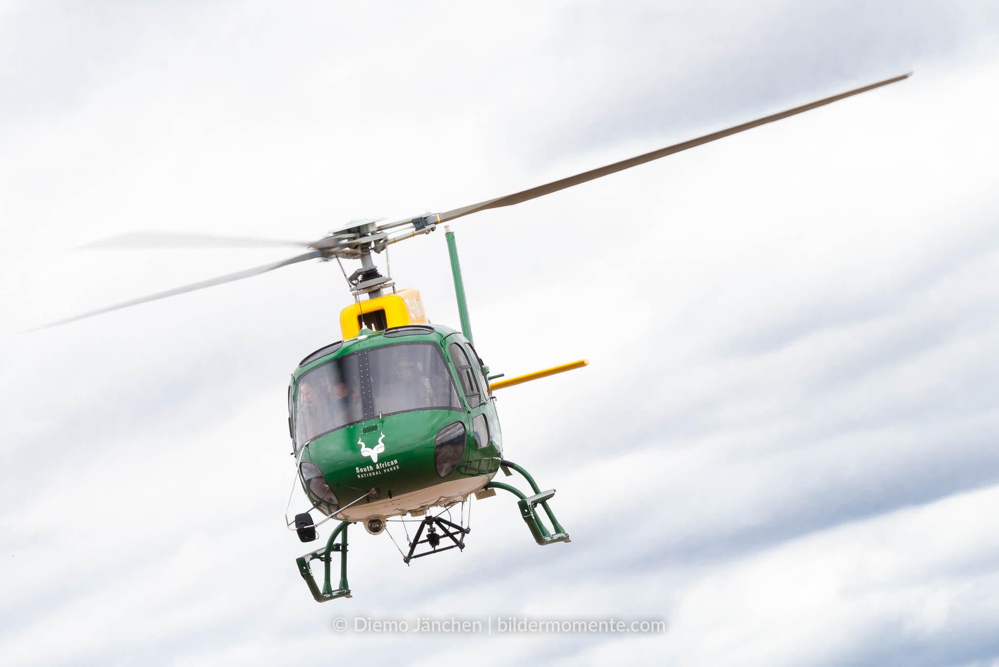 SANP Helikopter